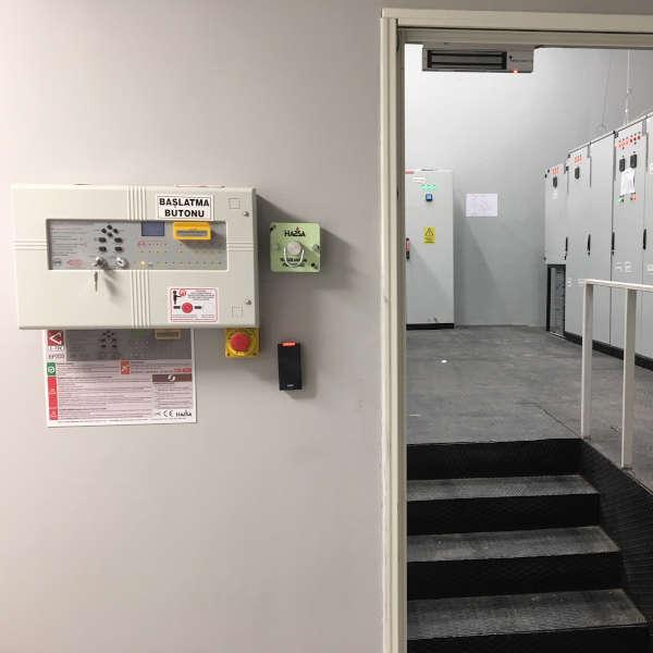 Desk Yapı Elektromekanik Mühendislik Firması Ankara Türkiye
