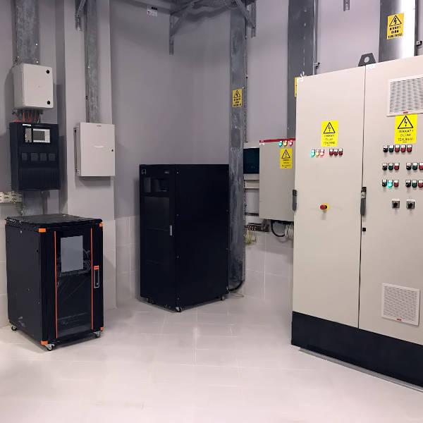Desk Yapı Elektromekanik Mühendislik