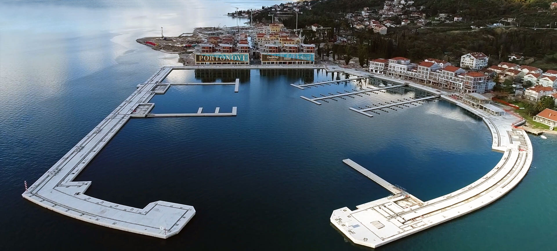 portonovi marina resort hotel montenegro karadağ