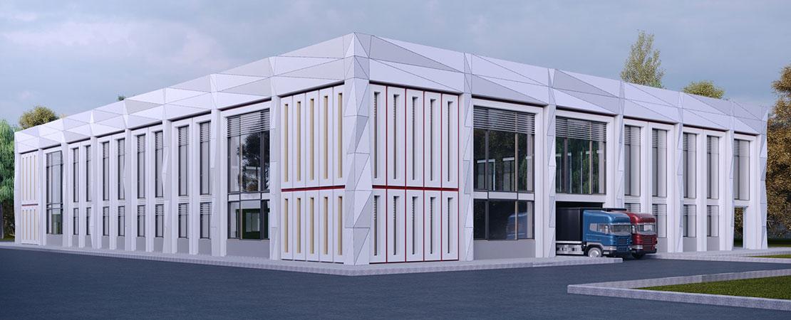 Socar star rafineri yemekhane binası izmir